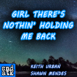 Sound_Attack - Girl There's Nothin Holding Me Back (Mash Up)