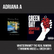 Adriana A - Whatsername? The Real Ramona (Green Day vs. Throwing Muses)