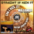 Mazanga vs Rhythm Scholar - Straight Up Kick It (Chanté Moore A Tribe Called Quest)96k