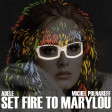 MICHEL POLNAREFF VS ADELE - Set fire to Marylou