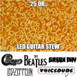 '25 Or Led Guitar Stew' - Chicago Vs. Beatles Vs. Green Day Vs. Led Zeppelin  [New Voicedude]
