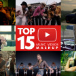 MASHPACITO (15 Most Viewed Music Videos Mashup) ft. Luis Fonsi, Justin Bieber, PSY, Wiz Khalifa