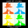 Happy at 174 BPM (Pendulum VS Pharrell Williams) (2014)