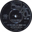 It's the same old reggae song (The four tops vs Jimmy Cliff) - (2011)