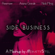 Paramore vs. Ariana Grande & Nicki Minaj - Side Business (Mashup by MixmstrStel)