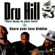 Dru HIll  Feat. Redman Vs Share your love riddim Prod. By J.A.R