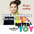 Netta - Toy (but it's playing Hugh Hardie - Nightingale)