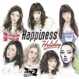 Happiness vs Ariana Grande & Iggy Azalea - Holiday / Problem JPOP MASHUP