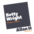 Betty Wright - no pain, no gain (Allan H revisited 2019)