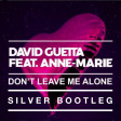 David Guetta - Don't Leave Me Alone (ft. Anne-Marie) [Silver Bootleg]