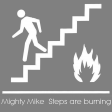 Steps are burning (New Kids On The Block / Midnight Oil) (2014)