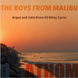 The boys from Malibu