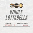 Arctic Monkeys vs. Led Zeppelin - Whole Lottabella (LeeBeats Mashup)