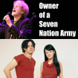 Owner of a Seven Nation Army (Yes, White Stripes)
