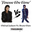 """Finesse The Time"" - Michael Jackson Vs. Bruno Mars  [produced by Voicedude]"