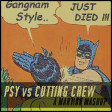 Gangnam Style Just Died (Psy vs Cutting Crew)