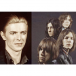DAVID BOWIE - THE STOOGES  Golden dogs (mashup by DoM)