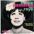 CeCe Peniston feat. RAYE - You Don't Know Me (ASIL Mashup)