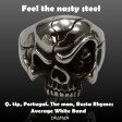 Q. Tip & Busta Rhymes Vs. Portugal. The man - Feel the nasty steel