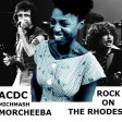 Rock on the Rhodes ( ACDC vs Morcheeba )