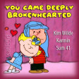 You Came Deeply Brokenhearted (Kim Wilde vs. Karmin vs. Sum 41)