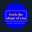 feels the shape of you (Allan H mashup 2017)