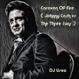 DJ Useo - Caravan Of Fire ( Johnny Cash vs The Three Suns )