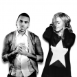 Madonna Vs. Chris Brown - Celebration 3x