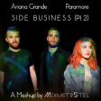 Ariana Grande vs. Paramore - Side Business [Part 2] (Mashup by MixmstrStel)