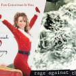 All I Want For Christmas Is Killing In The Name (Rage Against the Machine vs Mariah Carey)