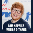 CVS - Happier With a G-thang (Snoop Dogg, Dr. Dre, Ed Sheeran) OLD VERSION