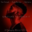 Tinie Tempah vs. Busta Rhymes vs. Holly James - Girls Like To Touch It (Mashup by MixmstrStel) v2