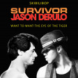 Want to want the Eye of the Tiger (Survivor vs Jason Derulo)