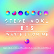 Steve Aoki Feat BTS - Waste It On Me (Silver X Mark Freeborn X Carra Bootleg)