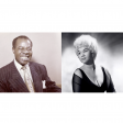 LOUIS ARMSTRONG - ETTA JAMES  What a wonderful world at last