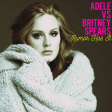Adele vs. Britney Spears - Rumor Has It (DJ Yoshi Fuerte Blend)
