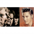 THE DOORS - ELVIS PRESLEY  That soul kitchen is all right (mashup by DoM)