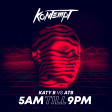 Katy B vs ATB - 5AM Till 9PM