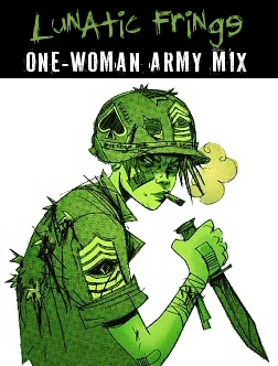 Red Rider - Lunatic Fringe [One Woman Army Mix]