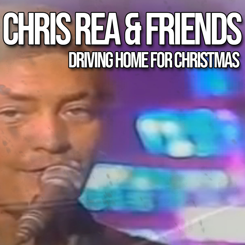 Chris Rea & Friends - Driving Home For Christmas - Disfunctional DJ Mashup