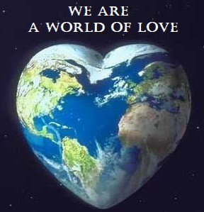 USA For Africa vs Mylène Farmer - We Are A World Of Love (2019)
