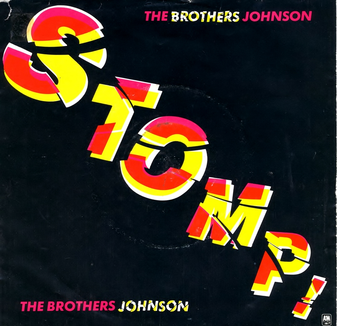The Brothers Johnson & Beverly Chills  - Stomp Your Feet (Mr Bartez Short Edit)