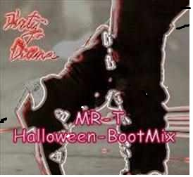 Dirty Diana vs  MR-T ( Halloween-BootMix ) Michael Jackson VS Kryptic Minds