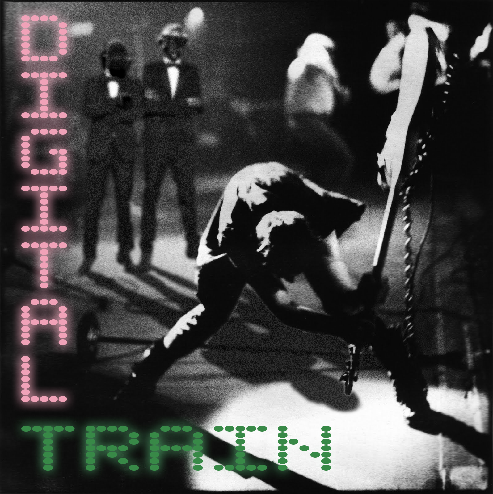 pomDeter - Digital Train (Daft Punk vs The Clash) [2014]
