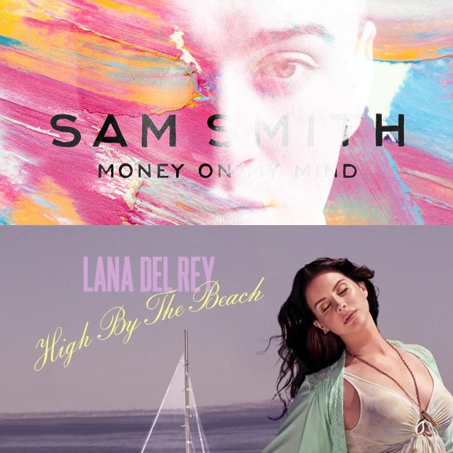 DJ CROSSABILITY - Money on the Beach (Sam Smith vs. Lana Del Rey)