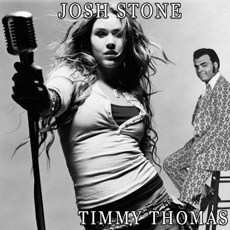 Josh Stone Vs Timmy Thomas - Why Can't We Put Hands On Me Baby