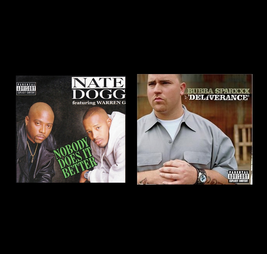 Better Deliverance - Nate Dogg feat. Warren G vs. Bubba Sparxxx