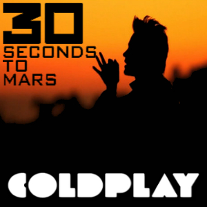 """Kings and You"" (Coldplay vs. Thirty Seconds to Mars)"