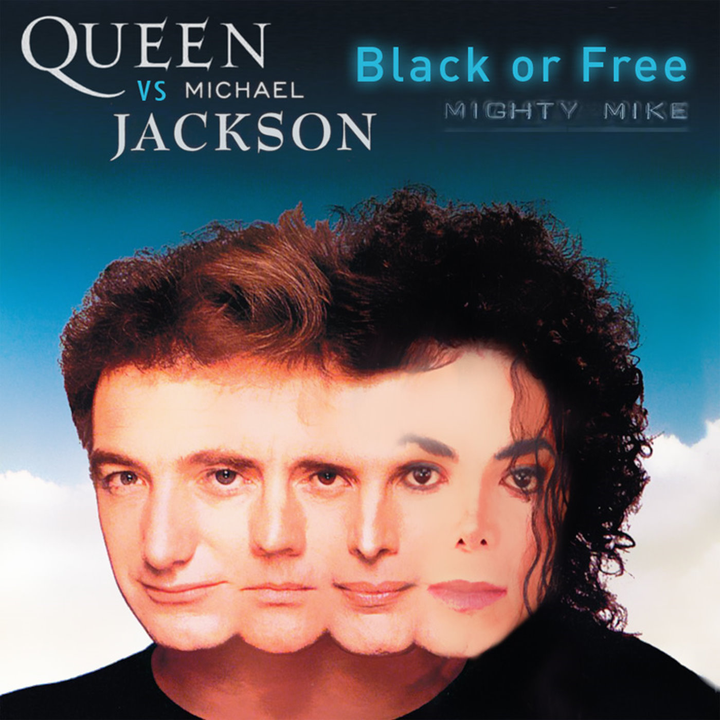 Black or free (Michael Jackson / Queen) (2009)