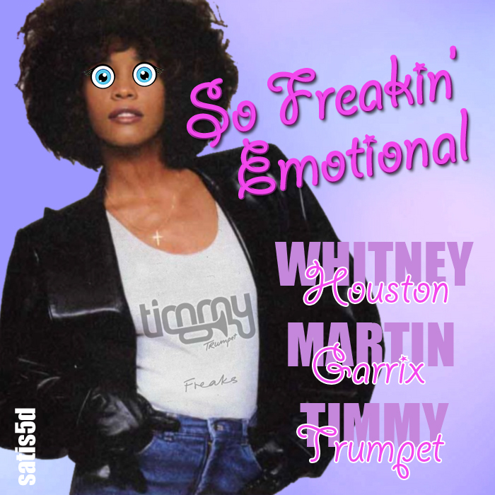 Whitney Houston vs Martin Garrix vs Timmy Trumpet - So Freakin' Emotional